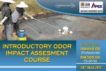 Introductory Odor Impact Assesment Course 2017
